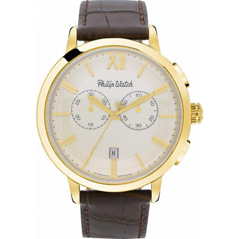 Philip Watch Champagne Dial Gents Watch