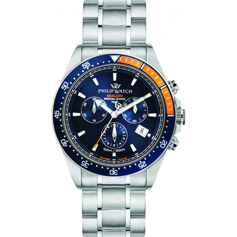 Philip Watch Blue Dial Gents Watch