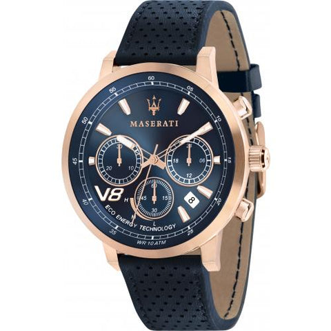 Maserati Blue Dial Gents Watch
