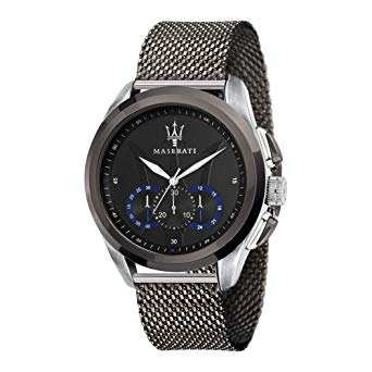 Maserati Black Dial Gents Watch