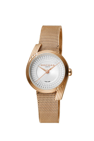 Rochas Silver Dial Ladies Watch