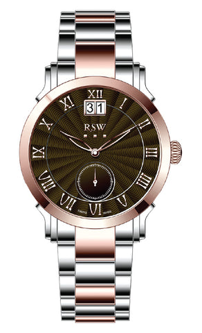 RSW Brown Dial Gents Watch