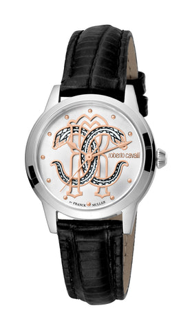 Roberto Cavalli by FM Watch Ladies  Dial