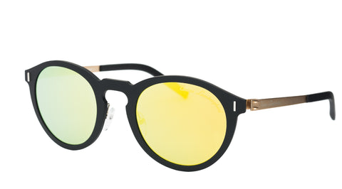 TONINO LAMBORGHINI  SUNGLASS GENTS MIRROR GOLD LENS