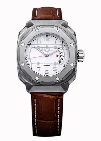 Ratel WHITE XL CALENDAR Watch