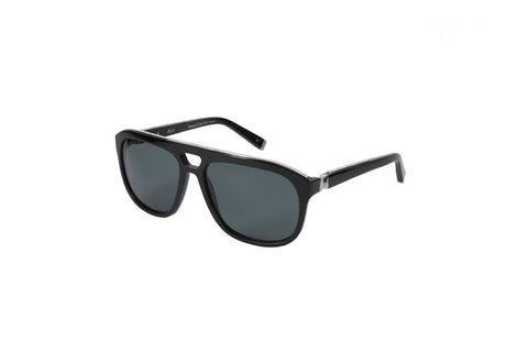 Zilli Gents Acetate Sunglasses (Gray)