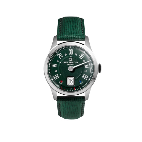 RESERVOIR Watch Men SS Green Dial