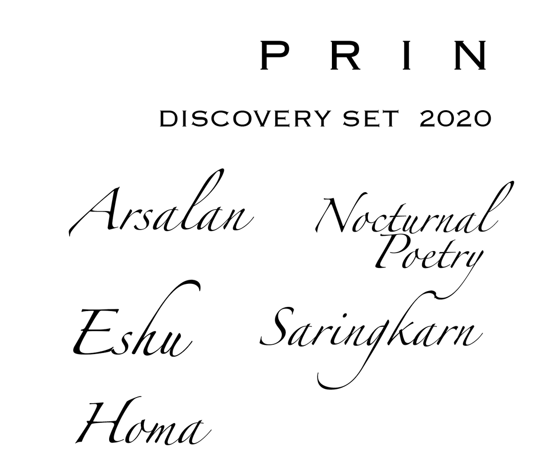 PRIN -  DISCOVERY SET 2020