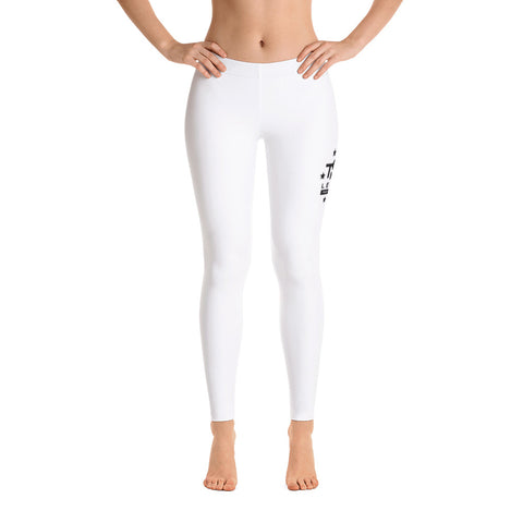 TST Legacy Supreme Fit Leggings - White