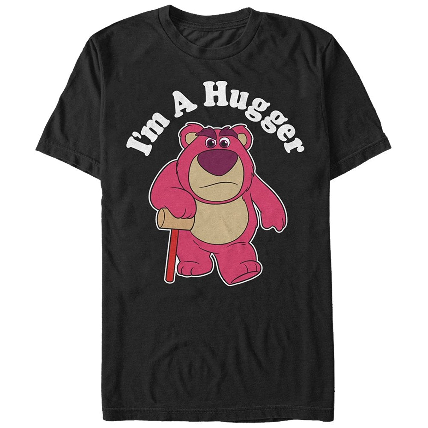 Toy Story Lotso I'm a Hugger Mens Graphic T Shirt