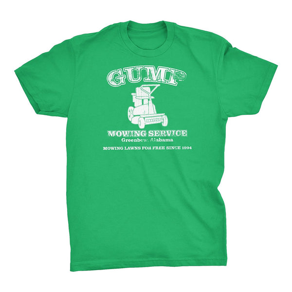 Gump Moving Service - Distressed Print - Funny Movie Themed T-Shirt