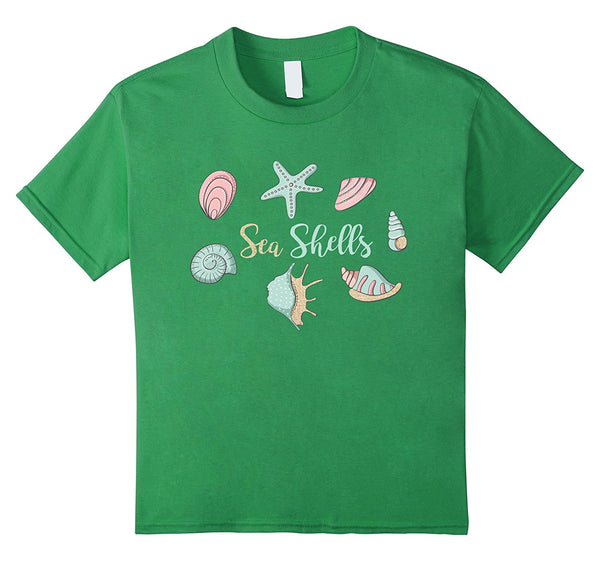 Sea Shells Shirt