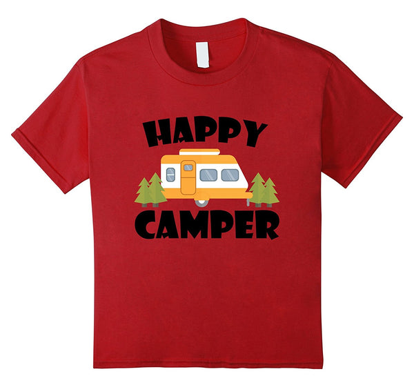 I'm Just a Happy Camper T-shirt