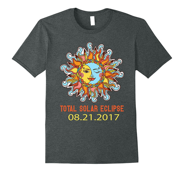 Total solar eclipse august 2017 t shirt