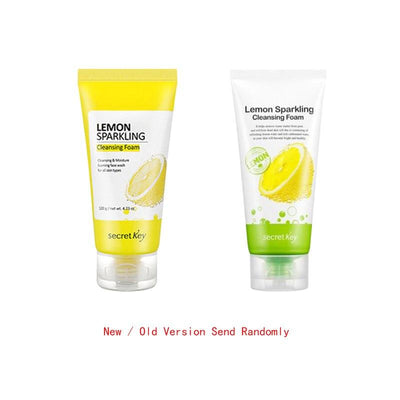 Gel exfoliant au citron
