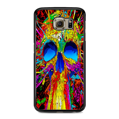 Abstract Colorful Skull Samsung Galaxy S6 | S6 Edge | S6 Edge Plus Case