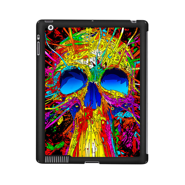 Abstract Colorful Skull iPad 2 | 3 | 4 Case