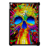 Abstract Colorful Skull iPad Pro 12.9 Inch Case