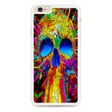 Abstract Colorful Skull iPhone 6 Plus | 6S Plus Case