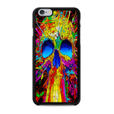 Abstract Colorful Skull iPhone 6 | 6S Case