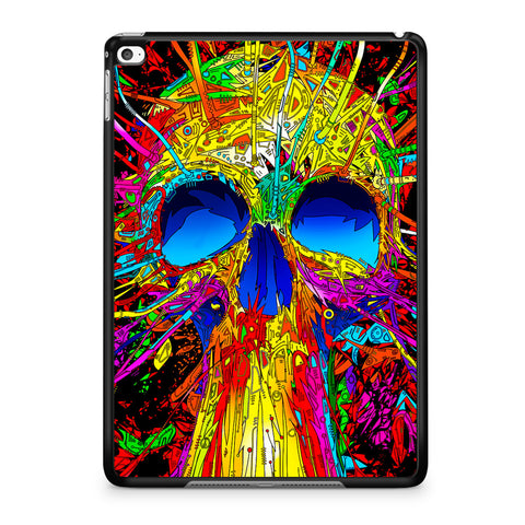 Abstract Colorful Skull iPad Air | Air 2 Case