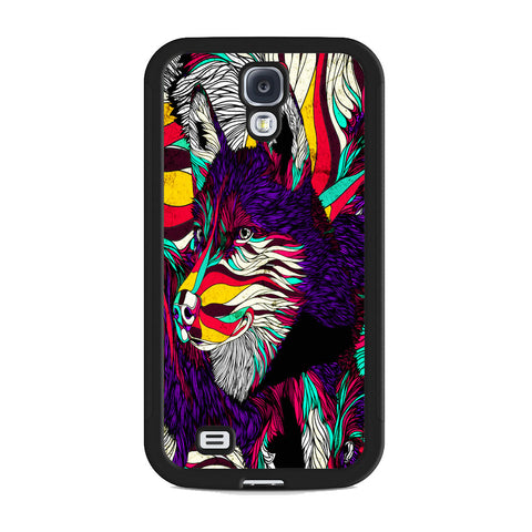 Abstract Dog Samsung Galaxy S4 Case
