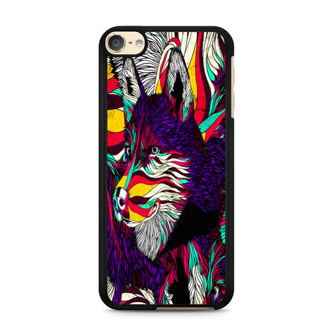 Abstract Dog iPod Touch 6 Case