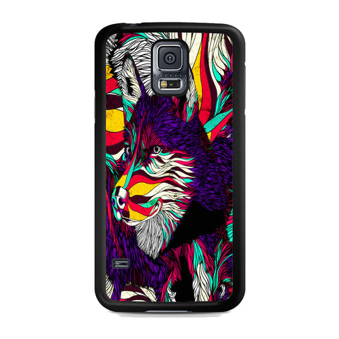 Abstract Dog Samsung Galaxy S5 Case