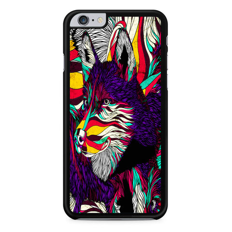 Abstract Dog iPhone 6 Plus | 6S Plus Case