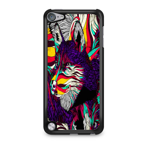Abstract Dog iPod Touch 5 Case