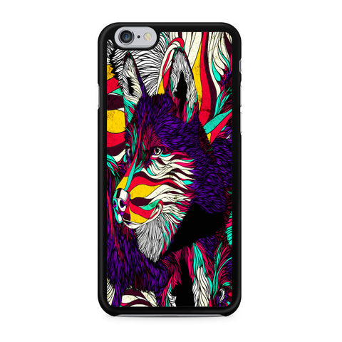 Abstract Dog iPhone X | XR | XS | XS Max Case