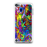 Abstract Trippy Art iPod Touch 5 Case