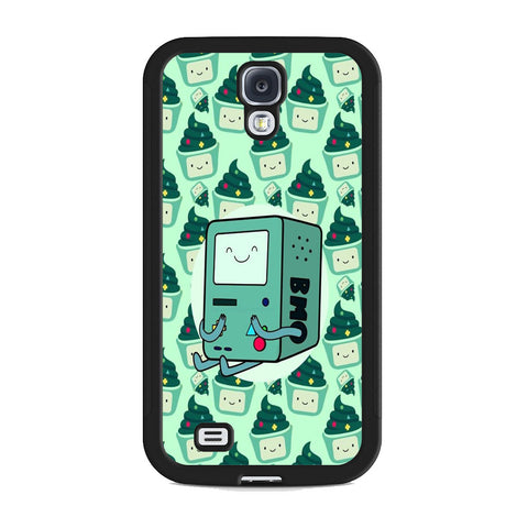 Adventure Time BMO Doodle Samsung Galaxy S4 Case