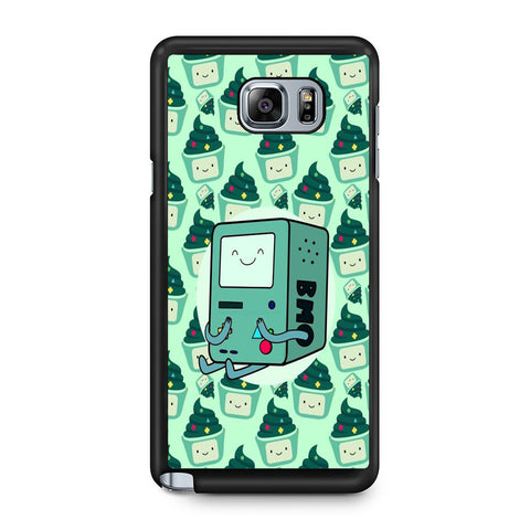 Adventure Time BMO Doodle Samsung Galaxy Note 5 Case