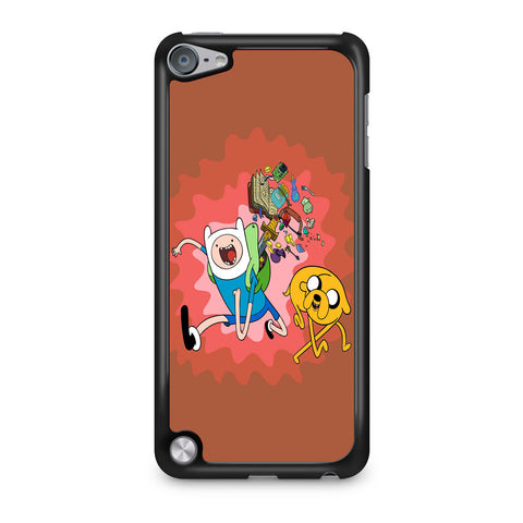 Adventure Time Cartoon iPod Touch 5 Case