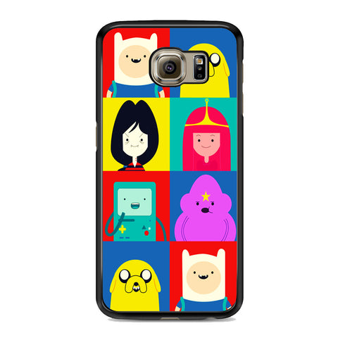 Adventure Time Characters Samsung Galaxy S6 | S6 Edge | S6 Edge Plus Case
