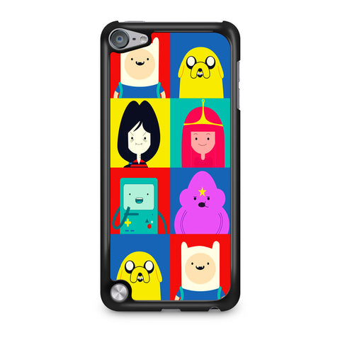 Adventure Time Characters iPod Touch 5 Case