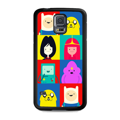 Adventure Time Characters Samsung Galaxy S5 Case