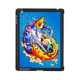 Adventure Time Vs Ice King iPad 2 | 3 | 4 Case