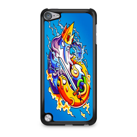 Adventure Time Vs Ice King iPod Touch 5 Case