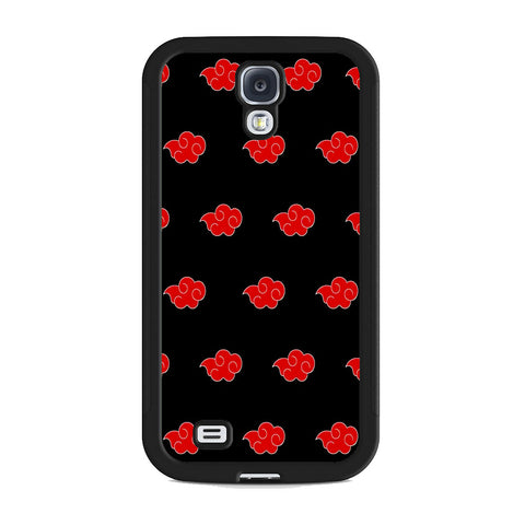 Akatsuki Red Cloud Logo Samsung Galaxy S4 Case