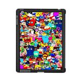 All Character Game And Movie Collage iPad 2 | 3 | 4 Case