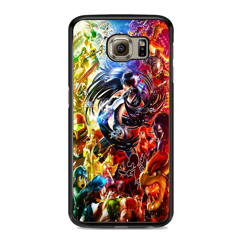 All Character Game Collage Samsung Galaxy S6 | S6 Edge | S6 Edge Plus Case