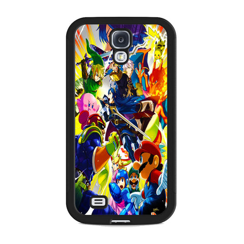 All Game Character Battle Samsung Galaxy S4 Case