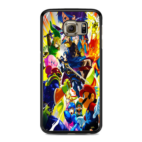 All Game Character Battle Samsung Galaxy S6 | S6 Edge | S6 Edge Plus Case