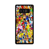 All Game Character Versus Samsung Galaxy Note 8 Case