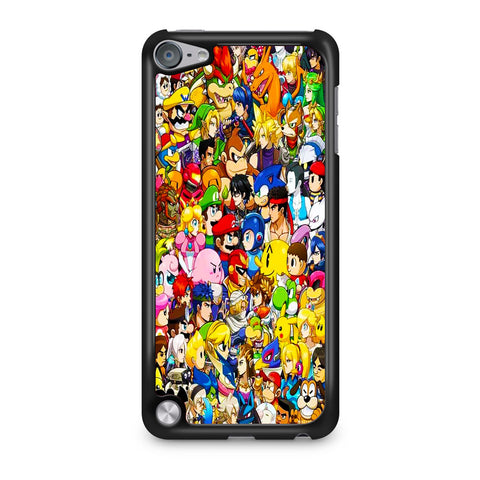All Game Character Versus iPod Touch 5 Case