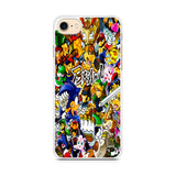 All Game Characters Brawl iPhone 7 Case