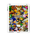 All Game Characters Brawl iPad 2 | 3 | 4 Case