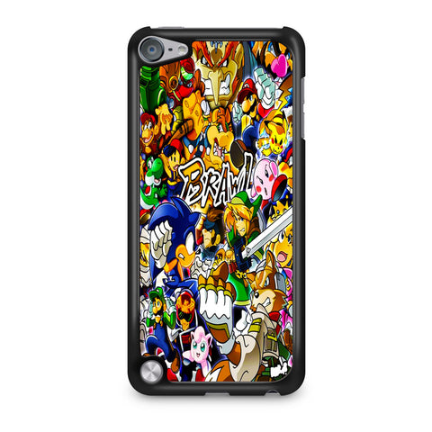 All Game Characters Brawl iPod Touch 5 Case